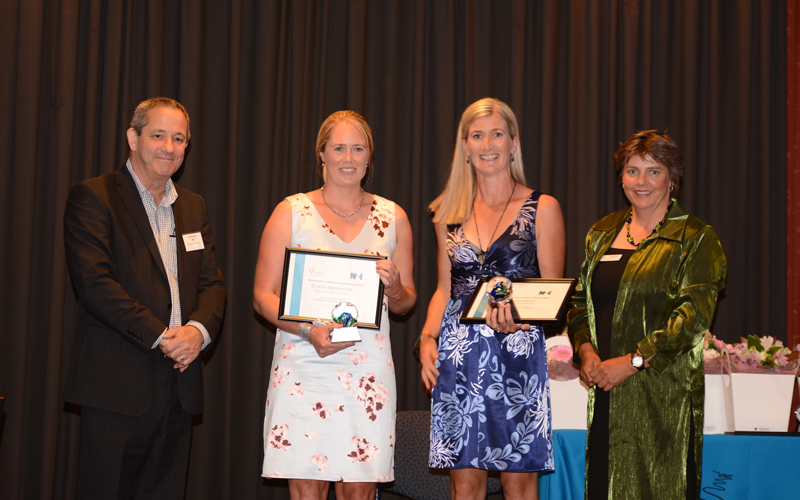 NZI Innovative Enterprising Rural Women Award Winners:
