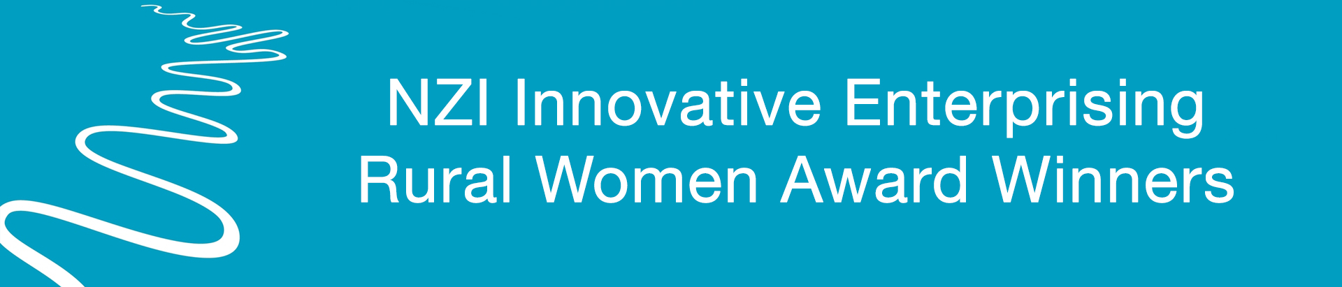 NZI Innovative Enterprising Rural Women Award Winners